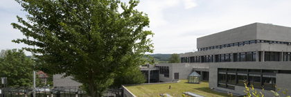 Hauptgebäude der Universität St.Gallen